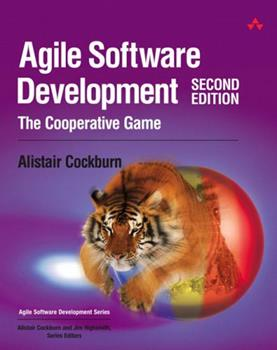 Agile Software Development: The Cooperative Game 0201699699 Book Cover