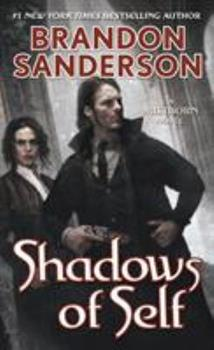 Shadows of Self - Book  of the Cosmere