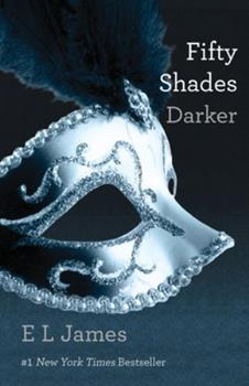 Paperback Fifty Shades Darker Book