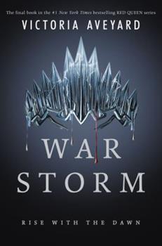 Hardcover War Storm Book
