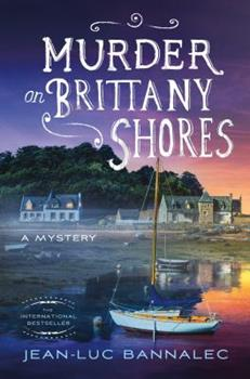 Hardcover Murder on Brittany Shores : A Mystery Book