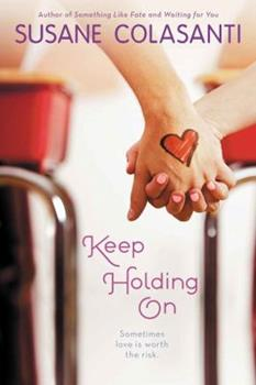 Keep Holding On 0670012254 Book Cover