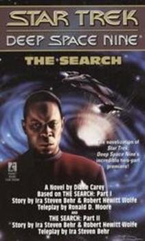 The Search - Book #9 of the Star Trek Deep Space Nine