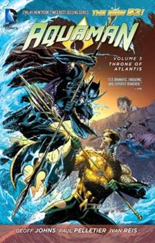 Aquaman, Volume 3: Throne of Atlantis - Book  of the Justice League 2011 Single Issues
