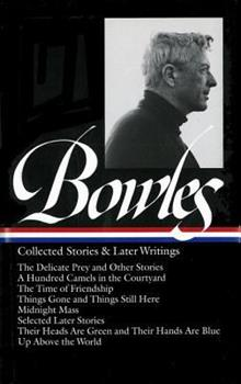 Collected Stories and Later Writings (Library of America) 1931082200 Book Cover