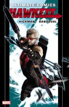 Paperback Ultimate Comics Hawkeye by Jonathan Hickman Book