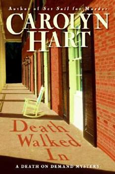 Death Walked In 0060724145 Book Cover