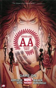 Avengers Arena, Volume 2: Game On - Book #2 of the Avengers Arena/Undercover