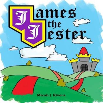 Paperback James the Jester [Large Print] Book