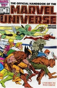 Essential Official Handbook of the Marvel Universe - Deluxe Edition, Vol. 3 (Marvel Essentials) - Book  of the Essential Marvel