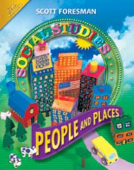 Scott Foresman Social Studies: People And Places: Grade 2: Gold Edition 0328239720 Book Cover