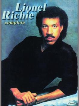 Paperback LIONEL RICHIE: COMPLETE PIANO, VOIX, GUITARE [Italian] Book