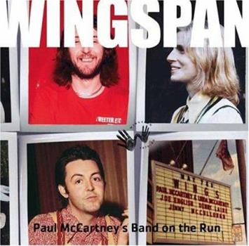 Wingspan: Paul McCartney's Band on the Run 0821227939 Book Cover