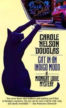 Cat in an Indigo Mood - Book #10 of the Midnight Louie