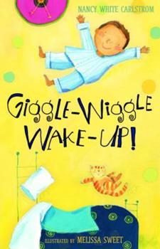 Hardcover Giggle-Wiggle Wake-Up Book