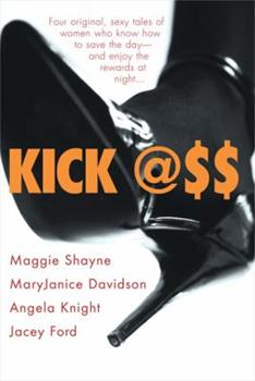 Kick Ass (Berkley Sensation) 0425205649 Book Cover