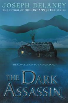 The Dark Assassin 006233459X Book Cover