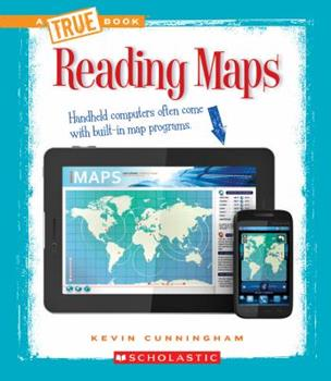 Reading Maps - Book  of the A True Book