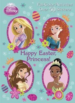 Disney Princess Easter Full Color C&A (Disney Princess)