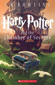 Paperback Harry Potter and the Chamber of Secrets Book