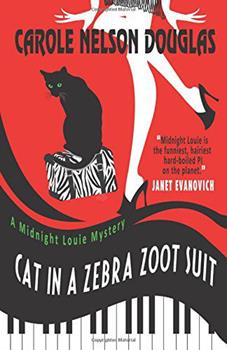 Cat in a Zebra Zoot Suit - Book #27 of the Midnight Louie