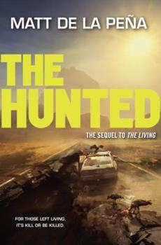 The Hunted 0385741235 Book Cover