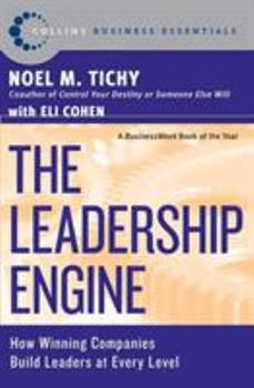 Paperback The Leadership Engine: How Winning Companies Build Leaders at Every Level Book