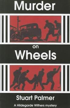 Murder on Wheels 1601870639 Book Cover