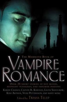 The Mammoth Book of Vampire Romance - Book  of the Riley Jenson Guardian