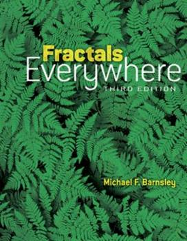 Fractals Everywhere 0120790629 Book Cover