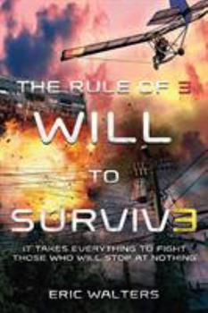 Will to Survive 1250104394 Book Cover