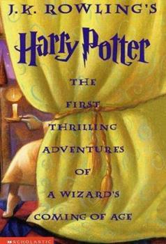 The Harry Potter trilogy: The Philosopher's Stone; The Chamber of Secrets; The Prisoner of Azkaban