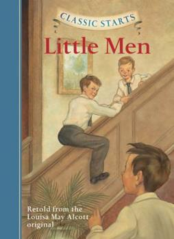 Little Men (Classic Starts Series) 140275423X Book Cover