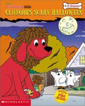 Clifford's Scary Halloween (3-d Glasses) (Clifford) - Book  of the Clifford the Big Red Dog