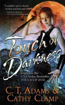 Touch of Darkness 0765359626 Book Cover