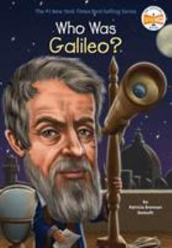 Who Was Galileo? - Book  of the Who Was/Is...?