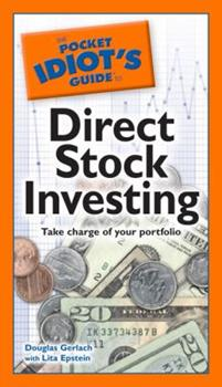 The Pocket Idiot's Guide to Direct Stock Investing 1592579957 Book Cover