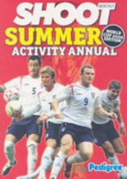 Paperback Shoot Summer Activity Book