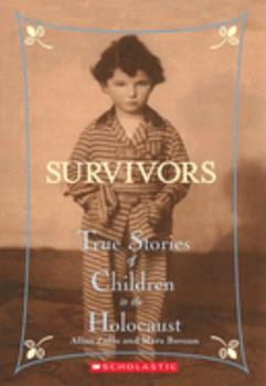 Paperback Survivors: True Stories of Children in the Holocaust Book