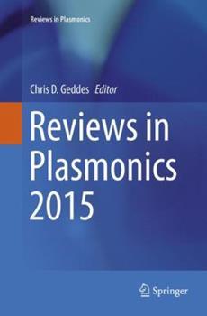 Paperback Reviews in Plasmonics 2015 Book