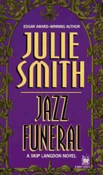 Jazz Funeral 0449907422 Book Cover