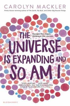The Universe Is Expanding and So Am I 1681195992 Book Cover