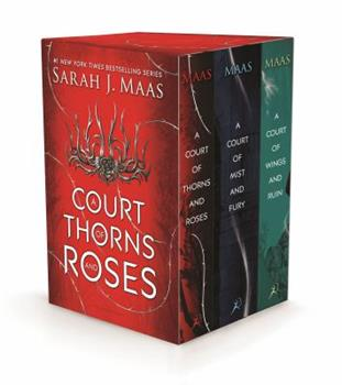 A Court of Thorns and Roses Box Set 168119774X Book Cover