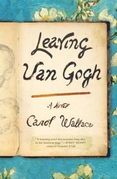 Hardcover Leaving Van Gogh: A Novel Book