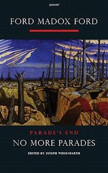 No More Parades: Large Print 1847770134 Book Cover