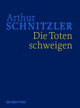 Toten Schweigen 3110476142 Book Cover