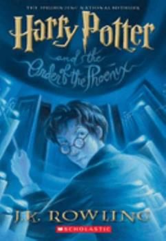Harry Potter and the Order of the Phoenix 043935806X Book Cover