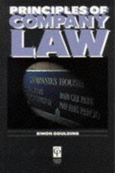 Paperback Principles of Company Law Book