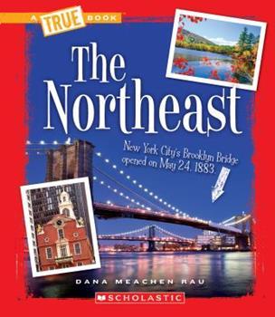 The Northeast - Book  of the A True Book