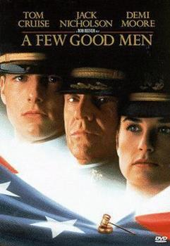 DVD A Few Good Men Book
